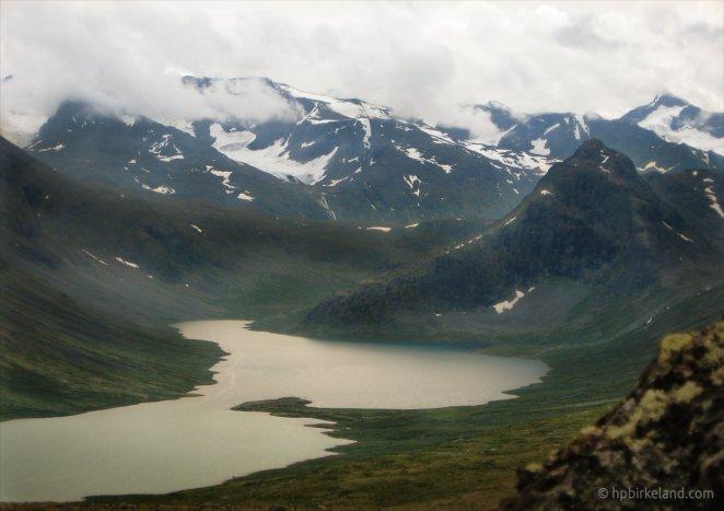 Russvatnet, 2008
