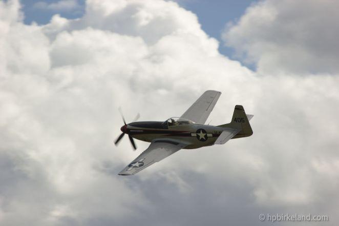 North American P-51 Mustang Cavalier