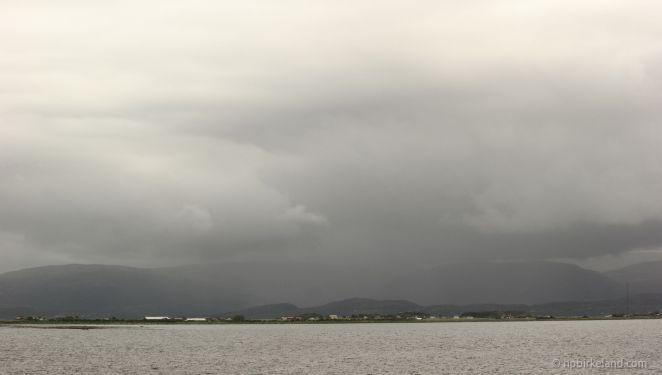 Det regner i innlandet. 1/200 s, f/8, ISO 100
