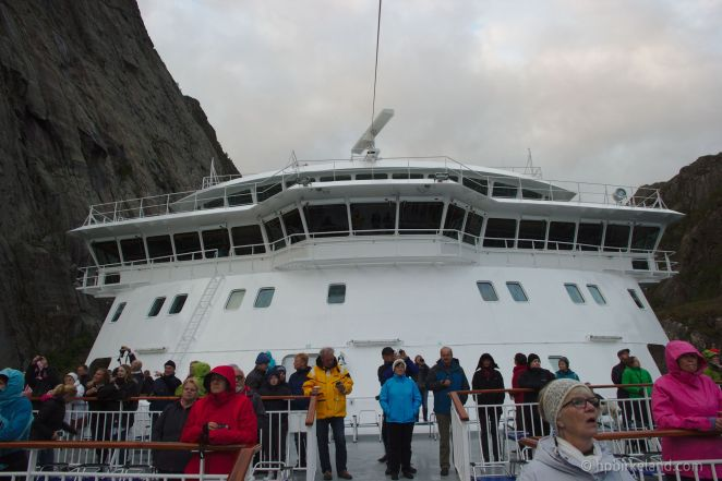 Inn i Trollfjorden
