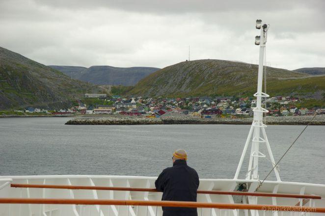 Kjøllefjord. For et øde sted!
