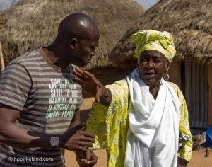 Gambian Conversation