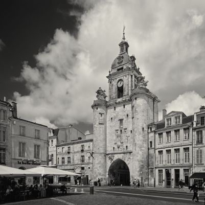 La Rochelle City Gate