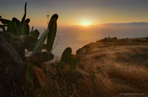 Ponta do Pargo Sunset
